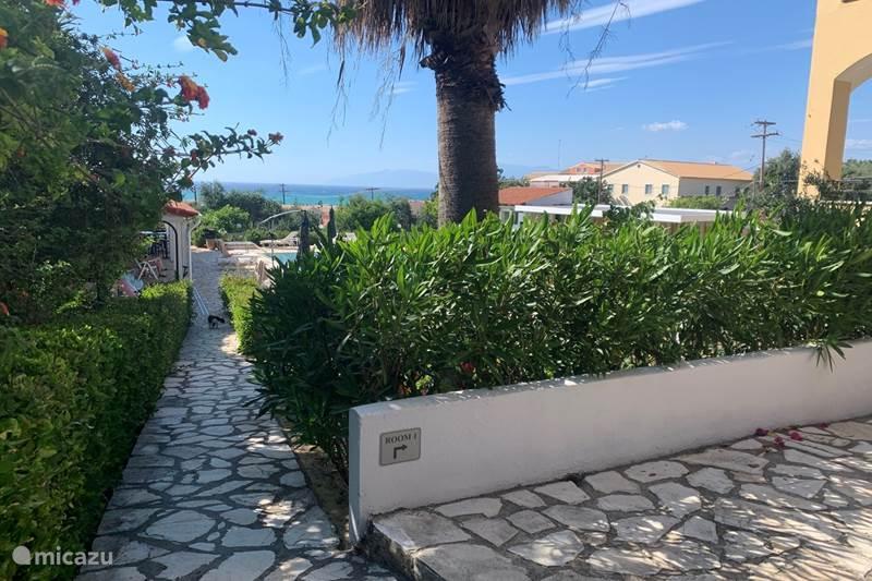 Vacation rental Greece, Corfu, Acharavi Holiday house Villa Eleni Acharavi - Corfu