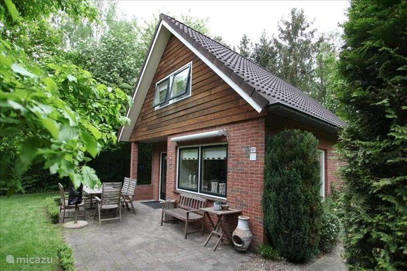 Vakantiehuis Nederland, Overijssel, Hoge Hexel Bungalow Villa Nostra