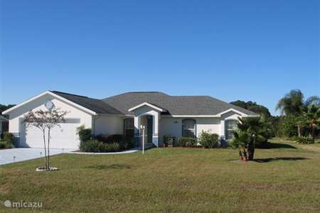 Vakantiehuis Verenigde Staten – villa Florida Golf Villa (gratis golfen)