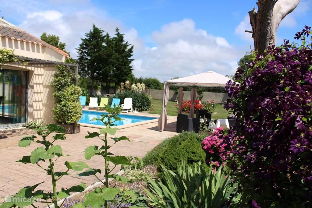 Vacation rental France, Vendee, Château-d'Olonne Villa Maison-en-France