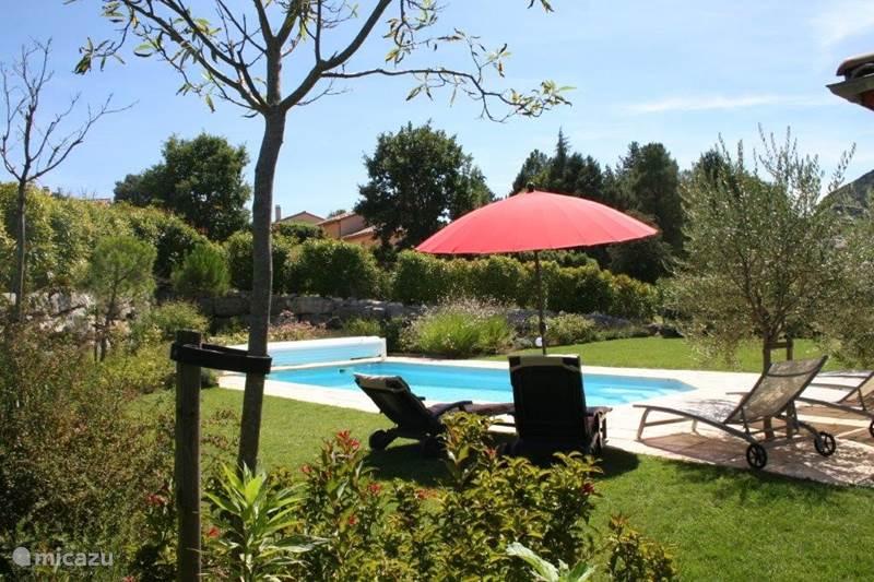 Vakantiehuis Frankrijk, Ardèche, Vallon-Pont-d'Arc Villa Villa du Soleil