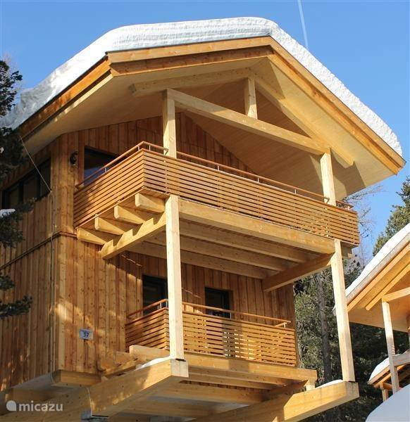 Vacation rental Austria, Carinthia, Turracher Höhe holiday house Turrach Residence