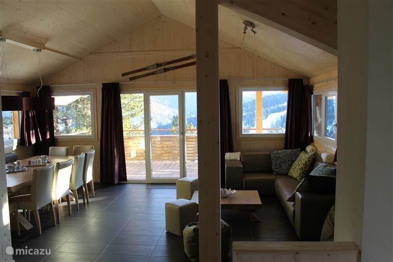 Vakantiehuis Oostenrijk, Karinthië, Turracher Höhe Vakantiehuis Turrach Residence