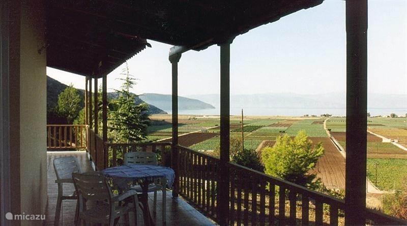 Vakantiehuis Griekenland, Peloponnesos, Iria (Nafplion) vakantiehuis Iria 2, zeezicht, tuin, zwembad