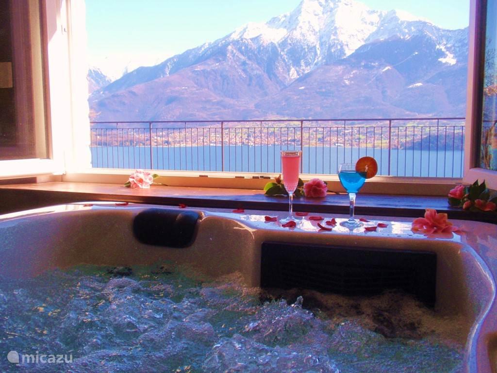 heerlijk relaxen met een adembenemend uitzicht