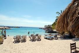 mambo beach sea