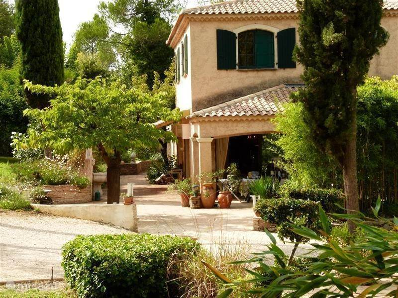 Vacation rental France, Provence, Garéoult villa Le Grand Paradis