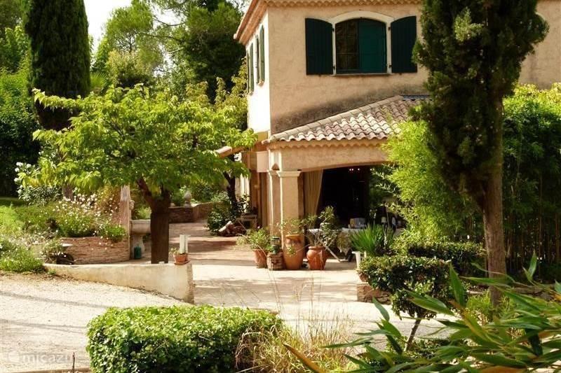 Vakantiehuis Frankrijk, Var, Garéoult Villa Le Grand Paradis