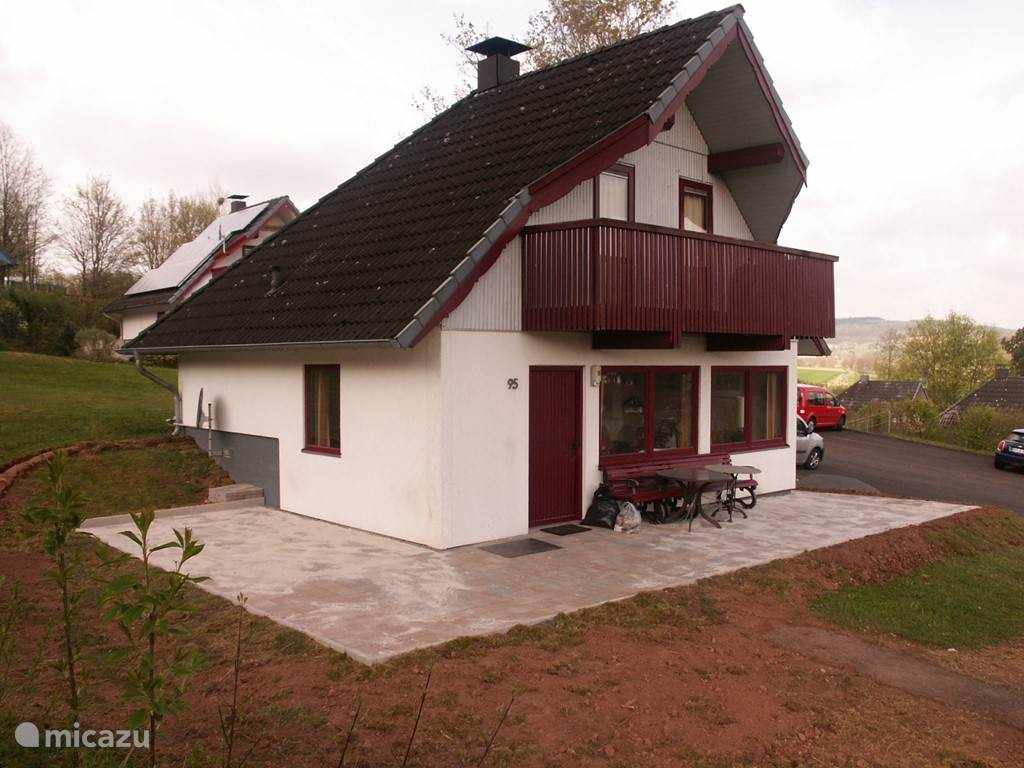 Vacation rental Germany, Hesse, Kirchheim holiday house Relax Seepark 95
