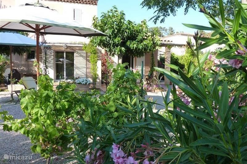 Vakantiehuis Frankrijk, Var, Nans-les-Pins Villa Villa Les Quatre Tonnelles