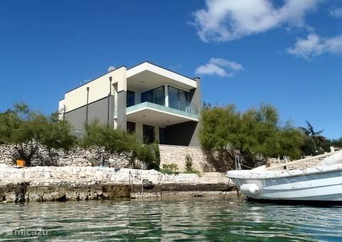 Duiken / snorkelen, Kroatië, Dalmatië, Rogoznica, villa Villa Lysabetha