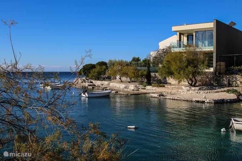 Vakantiehuis Kroatië, Dalmatië, Rogoznica Villa Villa Lysabetha