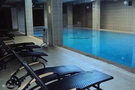 Overdekte zwembad