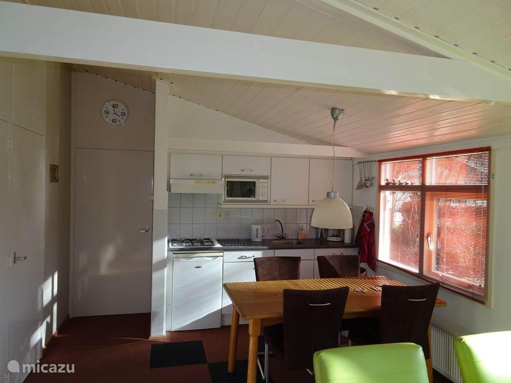 Vakantiehuis Nederland, Drenthe, Exloo Bungalow De Koolmees