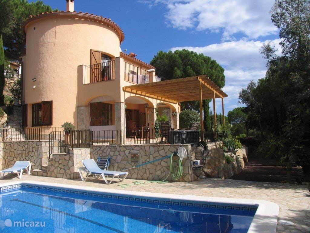 Vakantiehuis Spanje, Costa Brava, Calonge - villa Casa Alegre