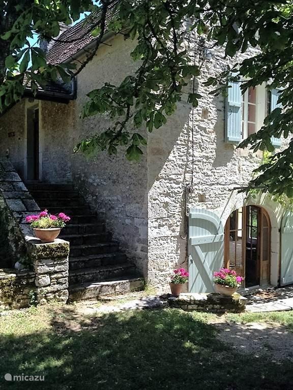 Vakantiehuis Frankrijk, Lot, Cahors Vakantiehuis Catus