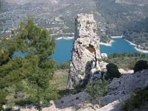 Bergdorp Guadelest