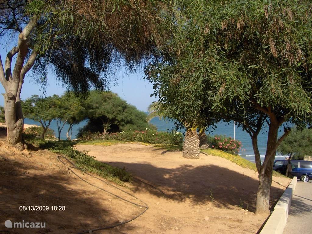 Het duinpark van Orihuela Costa