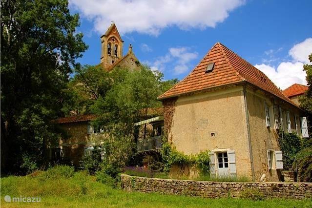 Vakantiehuis Frankrijk, Lot, Belaye Vakantiehuis Ensemble Romantique