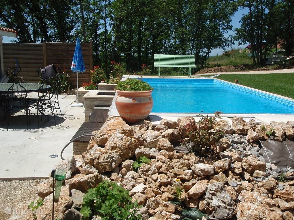 Vacation rental France, Dordogne, Gourdon Holiday house Bienvenue