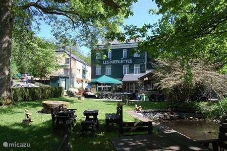 Vakantiehuis België, Ardennen, La Roche-en-Ardenne villa Les Merlettes