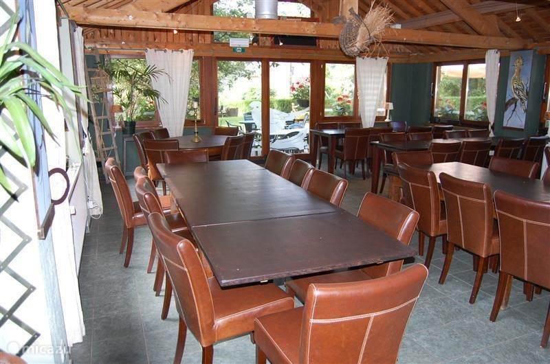 Vacation rental Belgium, Ardennes, La Roche-en-Ardenne Villa Les Merlettes