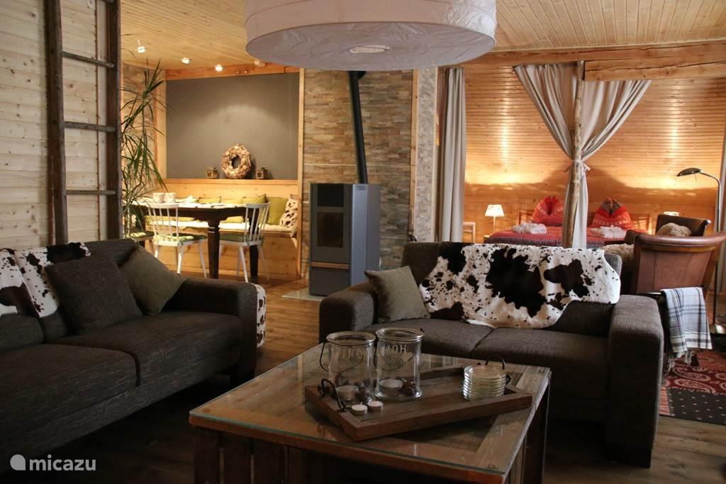 Vacation rental Austria, Upper Austria, Hinterstoder Apartment Bergblick