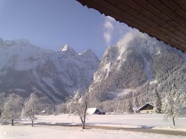 Uitzicht van Bergblick