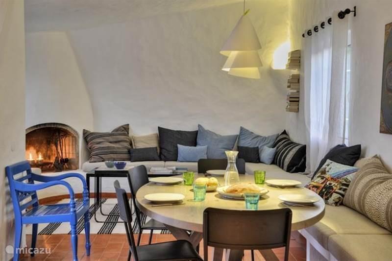 Vakantiehuis Portugal, Algarve, Carvoeiro Vakantiehuis Casa Veromar