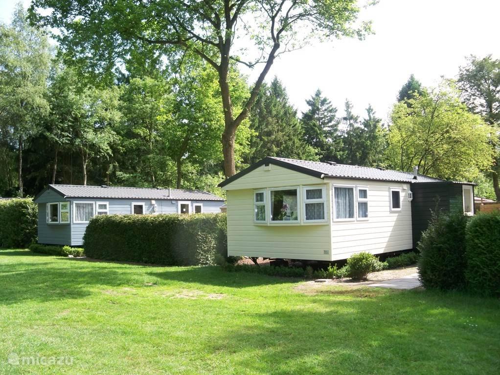 Vakantiehuis Nederland, Drenthe, Vledder - stacaravan Vakantieverblijf Valk