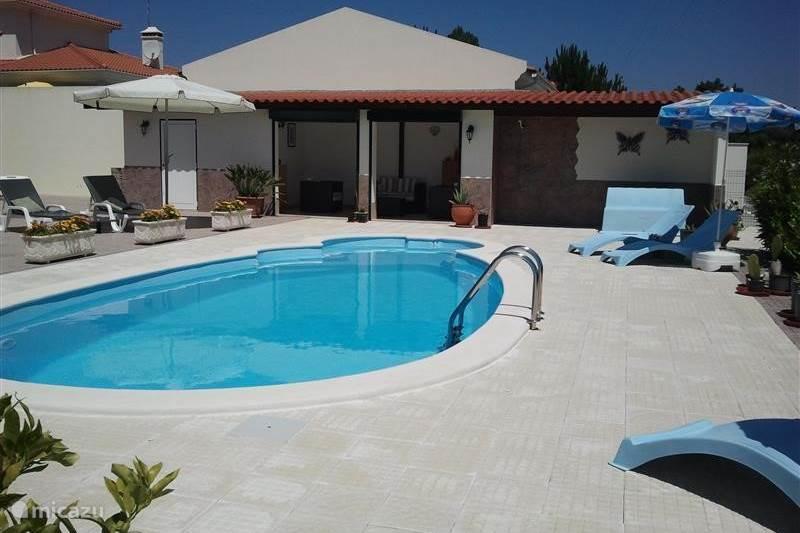 Vakantiehuis Portugal, Costa de Prata, Coimbrão Appartement Casa Bom Curacao