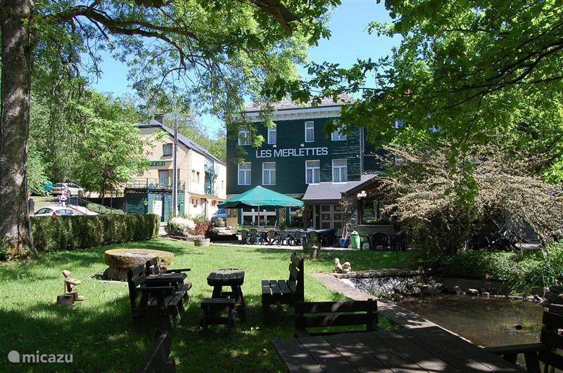 Vacation rental Belgium, Ardennes, La Roche-en-Ardenne - villa Domain 'Les Merlettes'