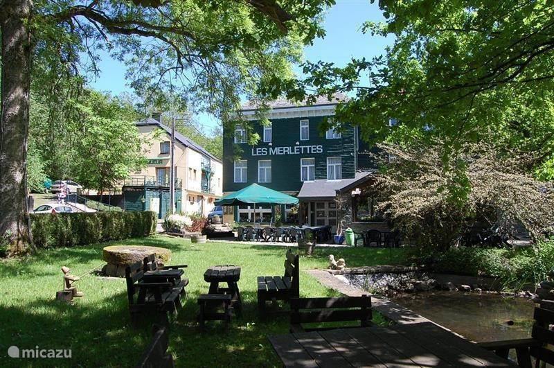 Vakantiehuis België, Ardennen, La Roche-en-Ardenne - villa Domein 'Les Merlettes'