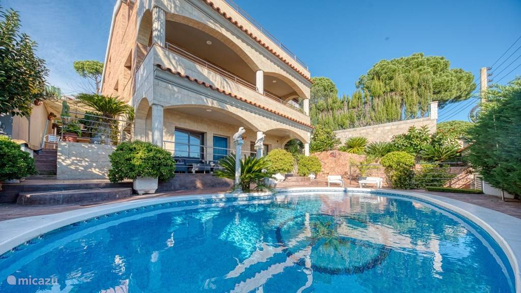 Vakantiehuis Spanje, Costa Brava, Blanes villa Villa Grace