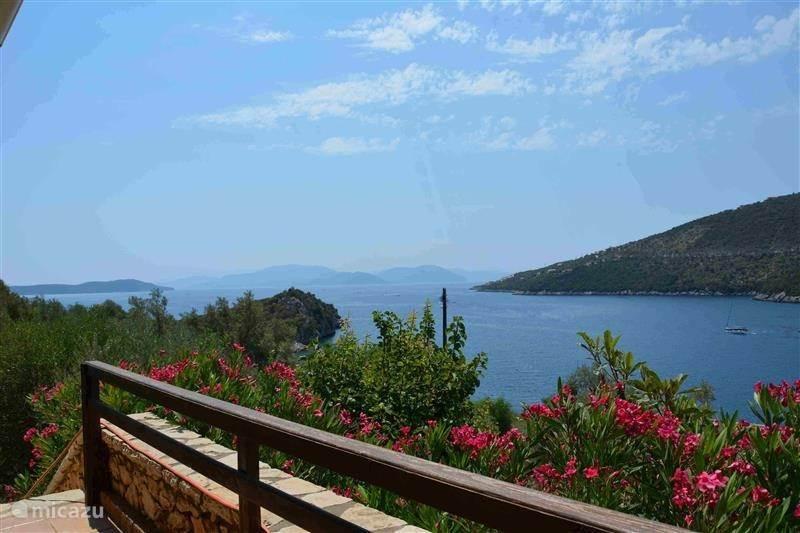Vakantiehuis Griekenland, Lefkas, Sivota villa Villa Noe