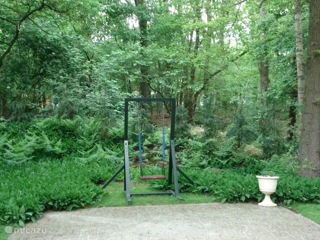 Vakantiehuis Nederland, Noord-Brabant, Reusel- de Mierden Chalet 't Vogelparadijsje
