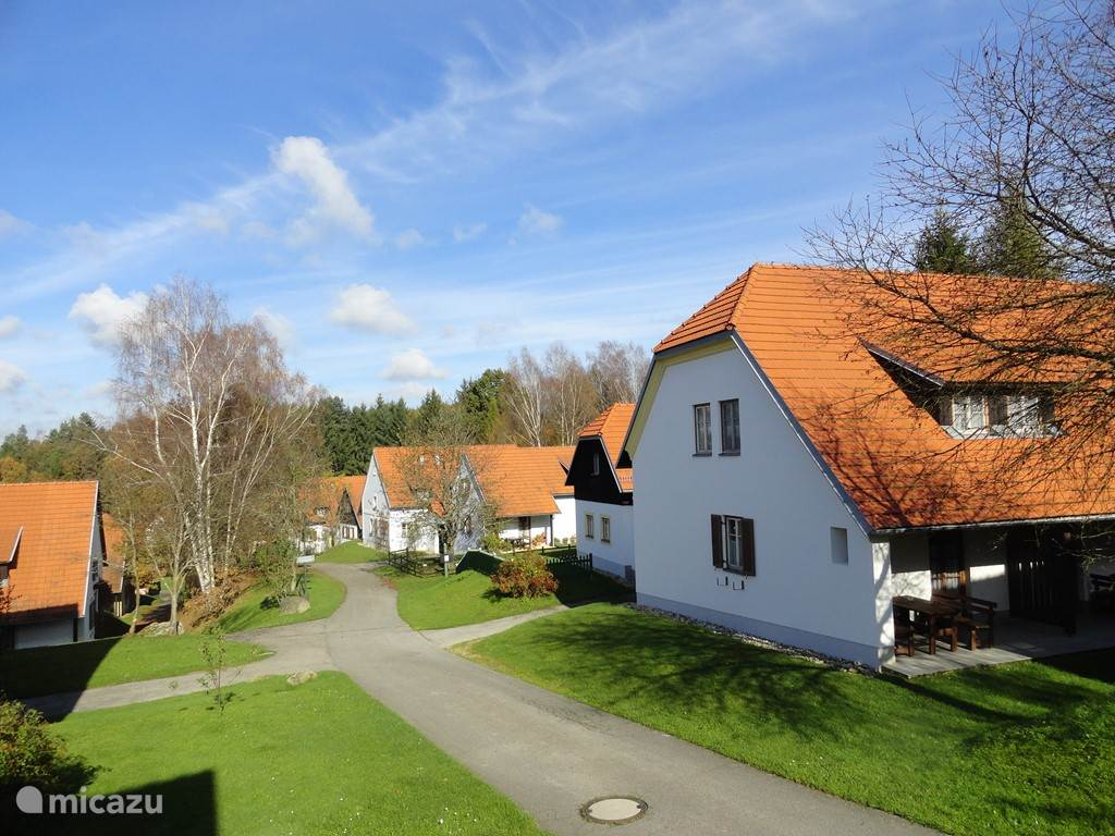 Vacation rental Austria, Lower Austria – holiday house Holiday house in park near Herrensee
