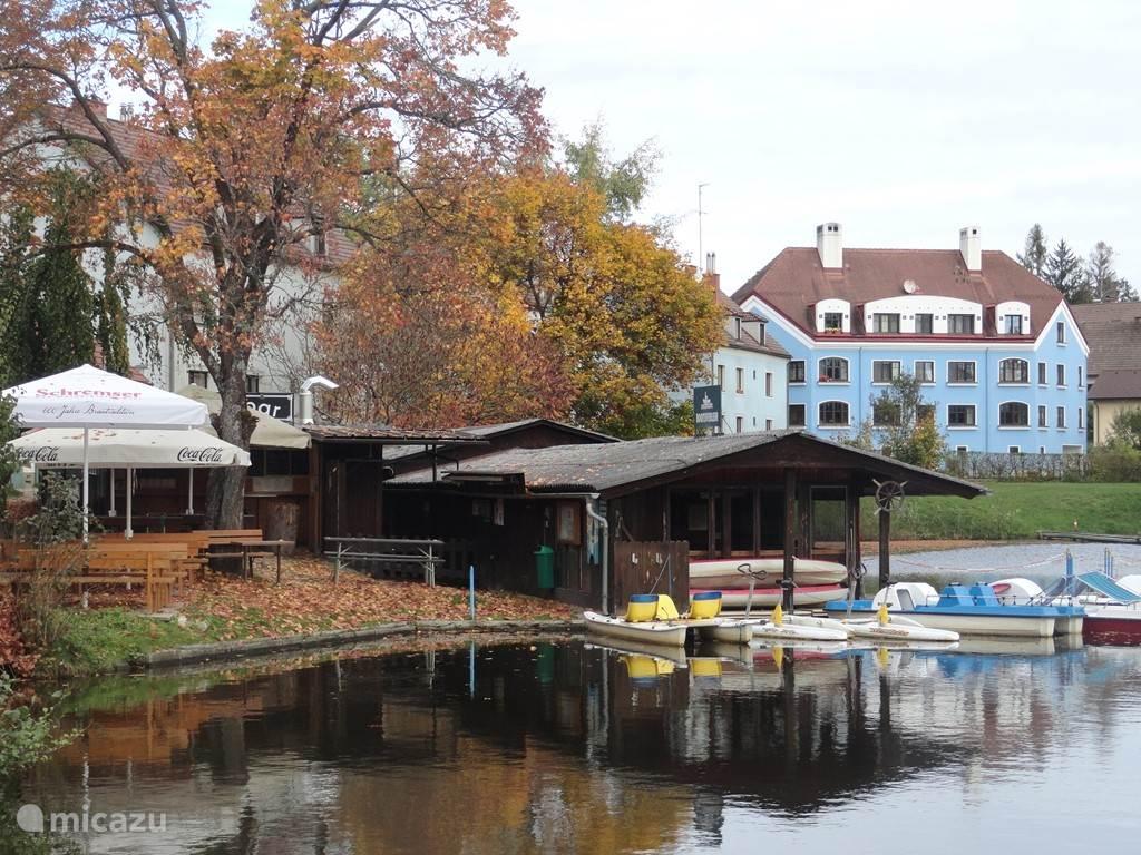 Botenverhuur in Litschau