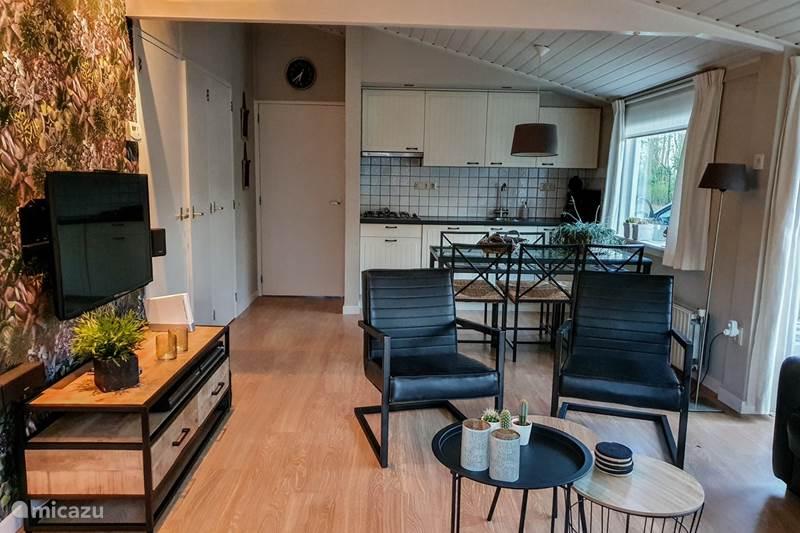 Vakantiehuis Nederland, Drenthe, Exloo Bungalow Bungalow Beukenveld