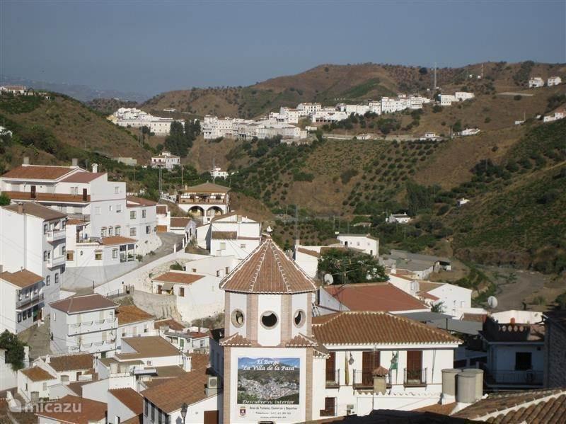 Ferienwohnung Spanien, Andalusien, El Borge Ferienhaus Casa Garcia Lorca