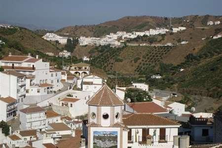 Vakantiehuis Spanje, Andalusië, El Borge vakantiehuis Casa Garcia Lorca, unieke ligging