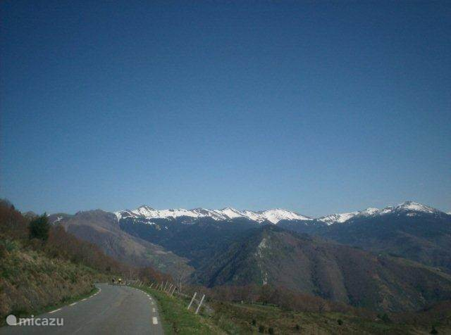 The Pyrenees.