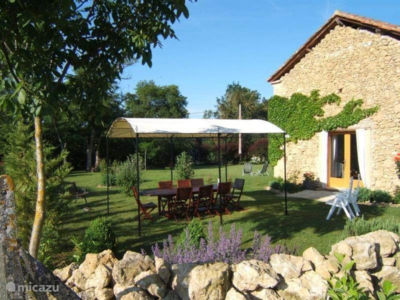 Vacation rental France, Gers, Moncorneil Grazan holiday house LASSERRE in the Gers