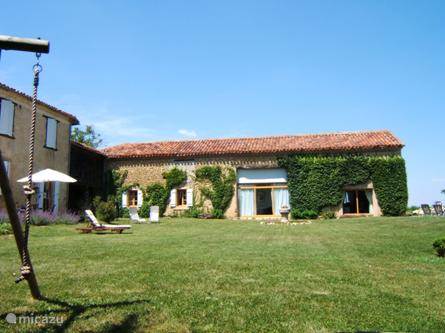 Ferienwohnung Frankreich, Gers, Moncorneil-Grazan Ferienhaus LASSERRE in de Gers