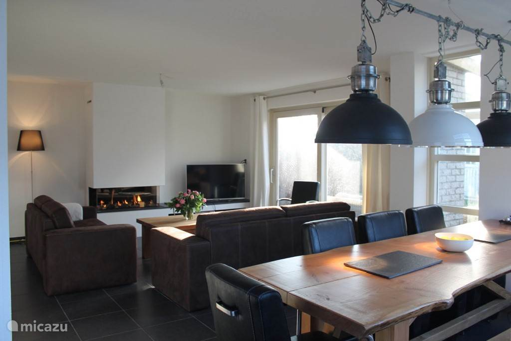 Vacation rental Netherlands, North Holland, Julianadorp at Sea villa Villa Mooy, luxurious 10 pers. villa