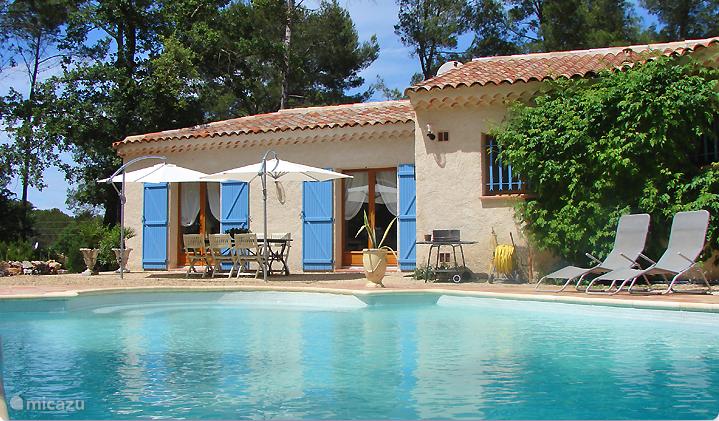 Vacation rental France, Provence, Draguignan villa Holiday house in southern France