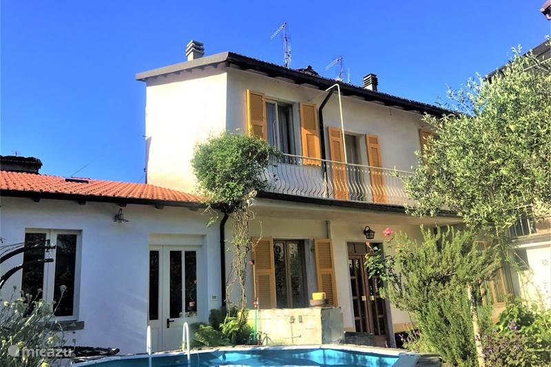 Vakantiehuis Italië, Toscane, Gragnola Vakantiehuis la Casa in Giardino