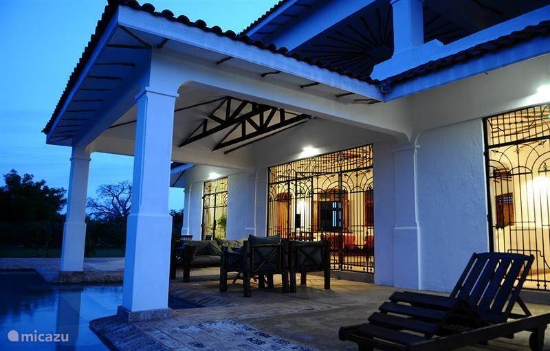 Vacation rental Kenya – villa Eco Villa Kilifi Kenya Mgunga House