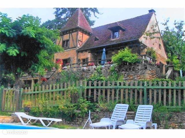 Vacation rental France, Dordogne, Sarlat-la-Canéda holiday house Sarlat in the Woods