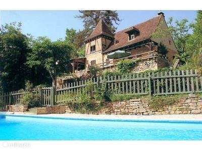 Vakantiehuis Frankrijk, Dordogne, Sarlat-la-Canéda Vakantiehuis Sarlat in the Woods